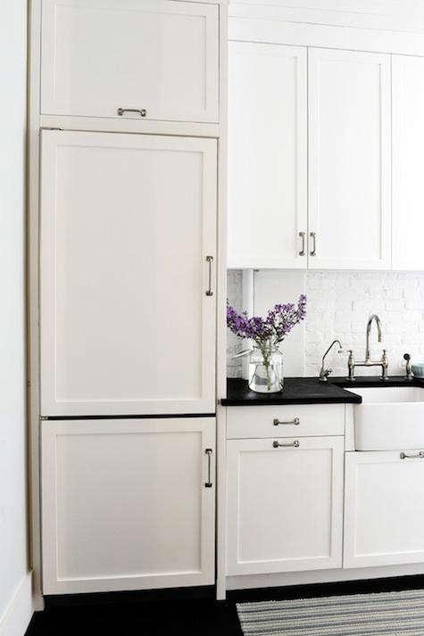 Design Sleuth Liebherr CabinetDepth Refrigerator
