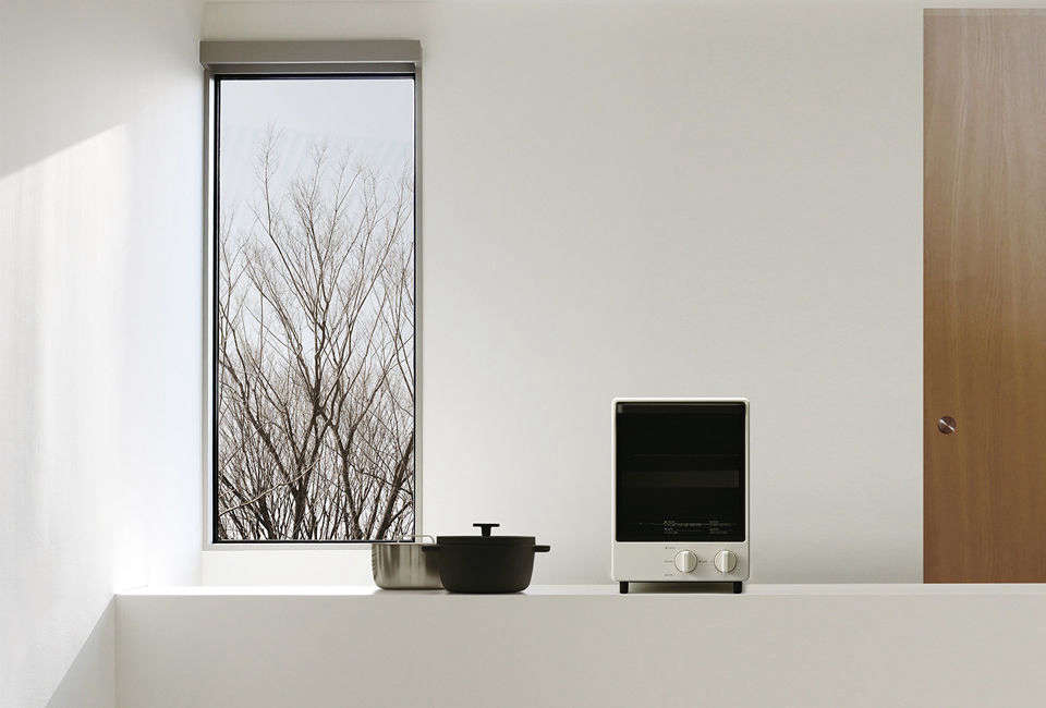 where to start when remodeling a kitchen high table sets appliances for minimalists: the muji toaster oven and more ...