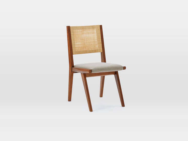 dining chairs with caning home goods kitchen table and 10 easy pieces caned remodelista west elm upton chair