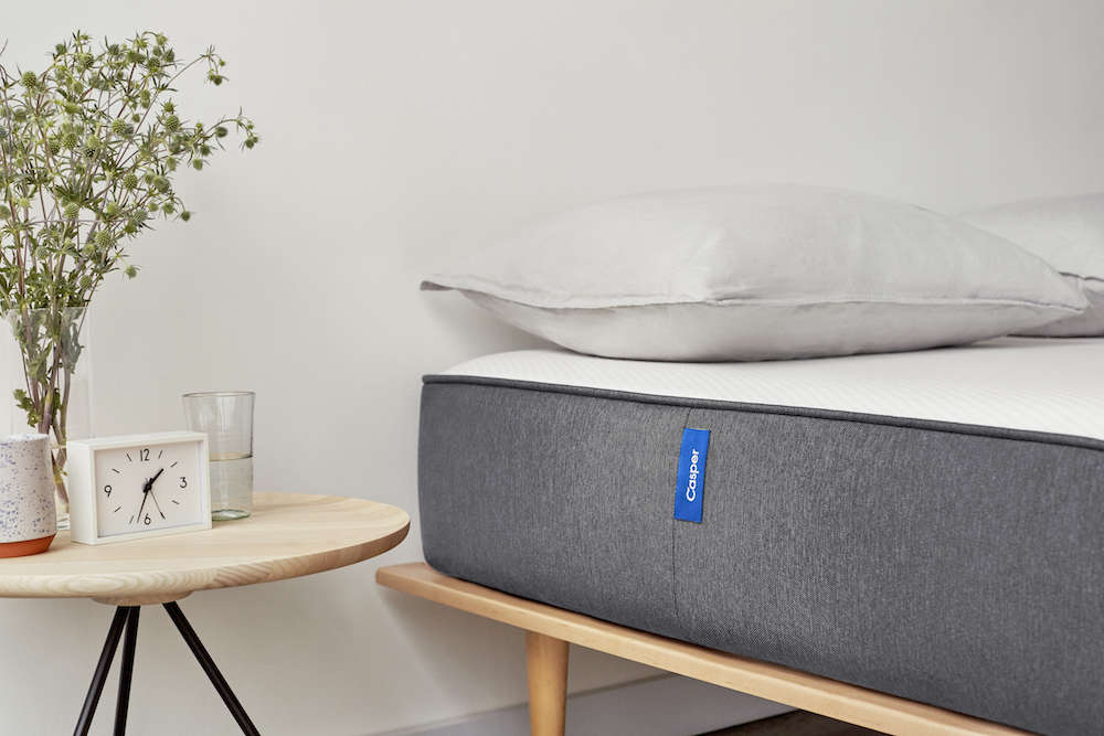 easy kitchen remodel filter casper's perfect mattress - remodelista