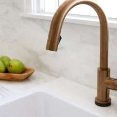 Brizo Kitchen Faucet Small High Top Table 64020lf Pc Solna Single Handle Smarttouch Pull Down Spray 1 8 Gpm