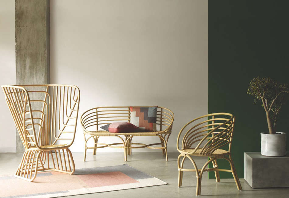 Trend Alert Rattan Furniture Made Modern Plus 15 To
