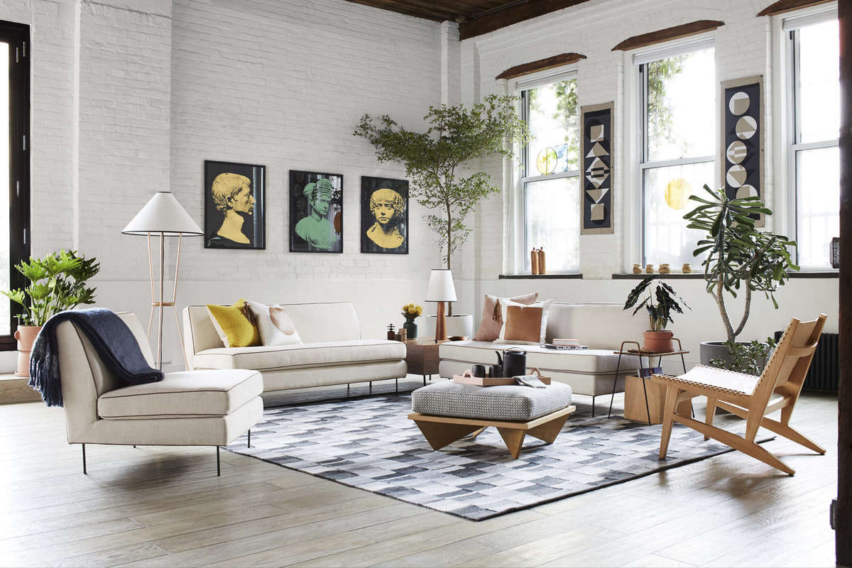 steelcase chair steel price in kerala california cool: commune's new collection for west elm - remodelista