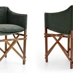 High Outdoor Folding Chairs Plastic Chair Cushion Covers 5 Favorites The New Canvas And Wood To Low Stampa Remodelista