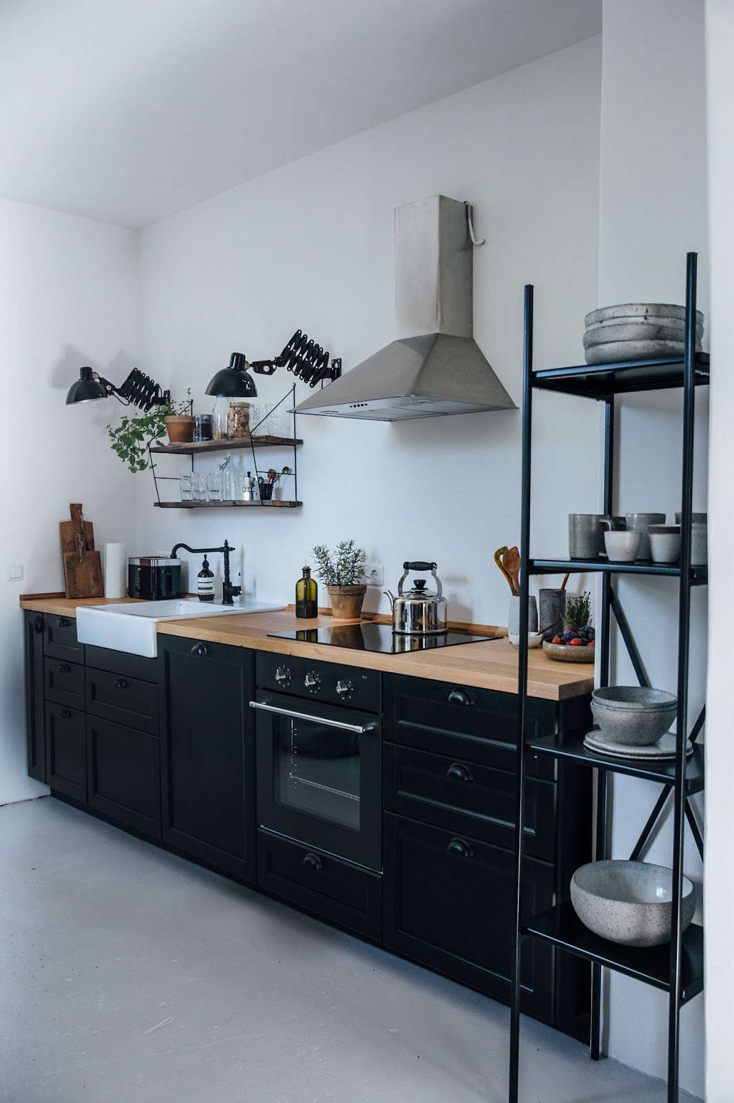 Kitchen Of The Week A Diy Ikea Country Kitchen For Two
