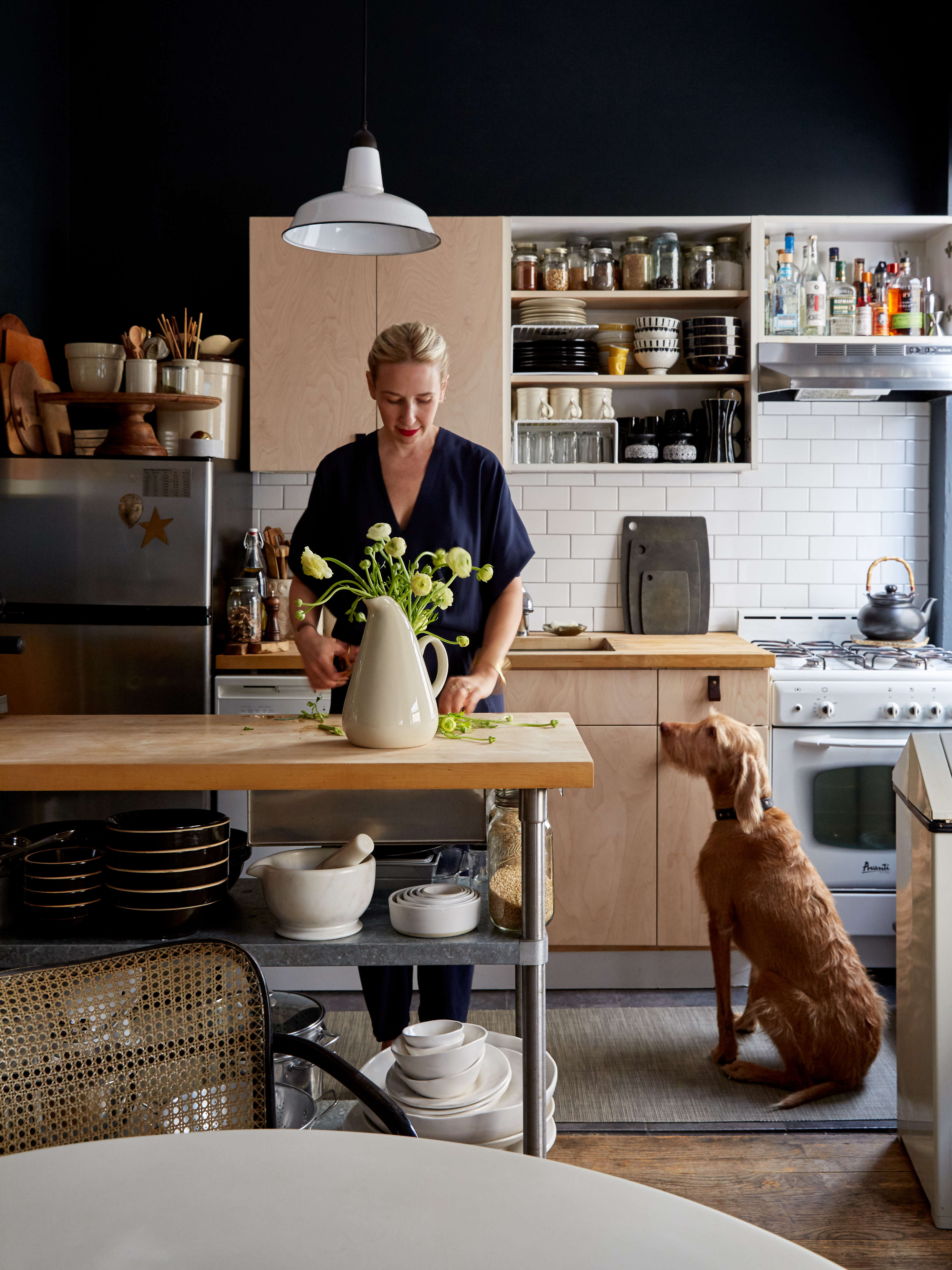 Small Space Solutions 17 Affordable Tips From An Nyc Creative Couple Remodelista