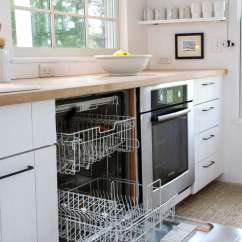 Kitchen Dishwashers Cabinet Software Remodeling 101 What To Know When Replacing Your Dishwasher A Neatly Fit Under The Counter For More See Domestic Science