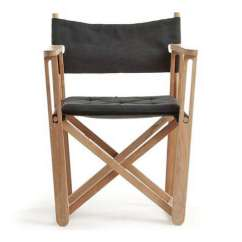 Folding Chairs Wooden Chair Cover Recliner 5 Favorites The New Canvas And Wood High To Low Kryss Remodelista