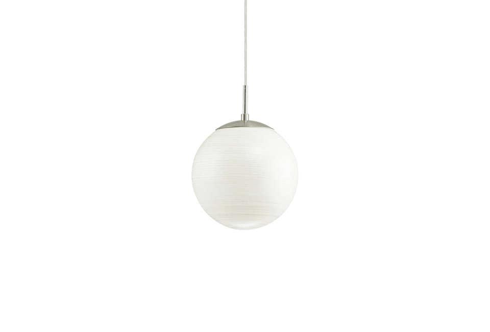10 Easy Pieces White Globe Pendant Lights Remodelista