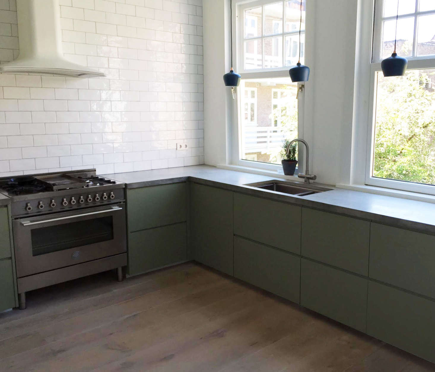 kitchen cabinet company work shoes remodeling 101 a guide to the only 6 styles you flat front cabinets with recessed pulls from koak design read