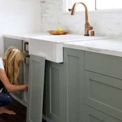 Sink Kitchen Cabinets Island For Ikea Upgrade 11 Custom Cabinet Companies The Ultimate La Based Company Semihandmade Designs A Range Of Door Fronts Shown Here In Sarah
