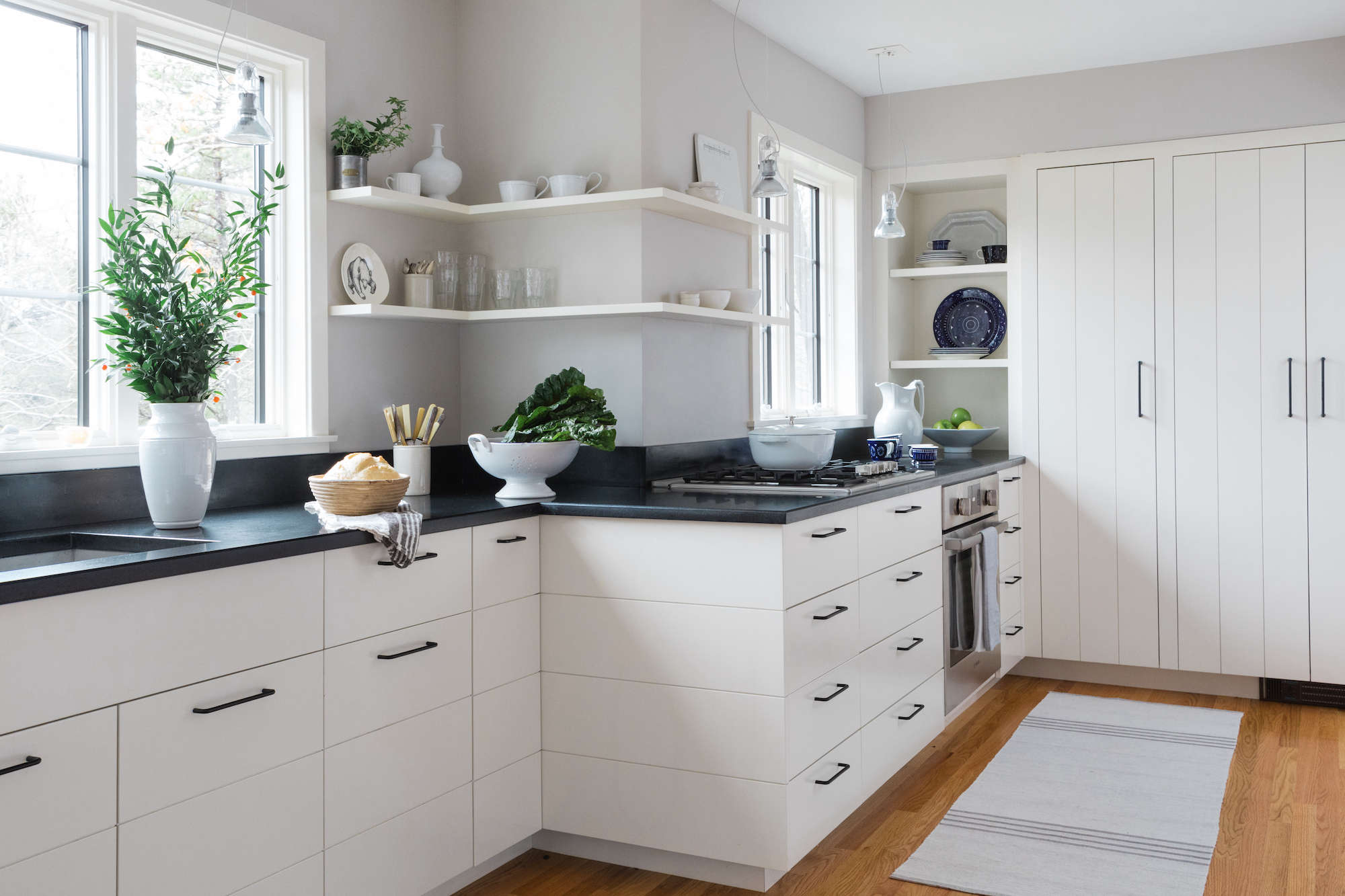 bosch kitchen stand alone cabinets one three ways a scandi with home appliances scandinavian inspired by remodelista