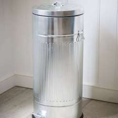 30 Gallon Kitchen Trash Can Best Shoes For Working In A Metal Pedal Bin