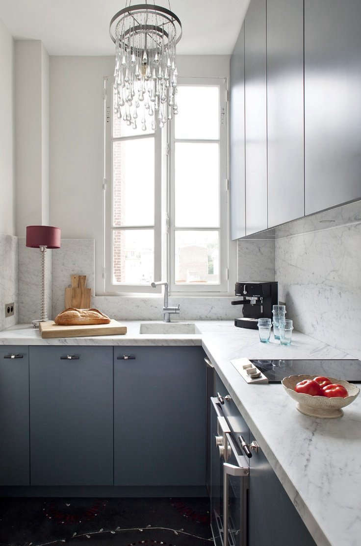 kitchen cooktops custom hoods a guide to stoves and remodeling 101 streamlined cooktop in the paris of ochre designer solenne de la fouchardiere see