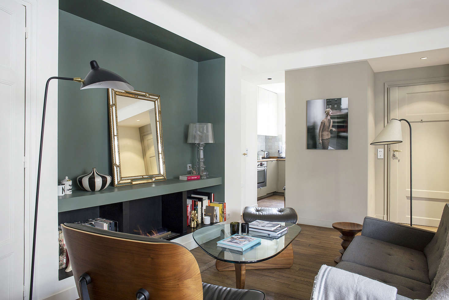 9 SmallSpace Ideas to Steal from a Tiny Paris Apartment