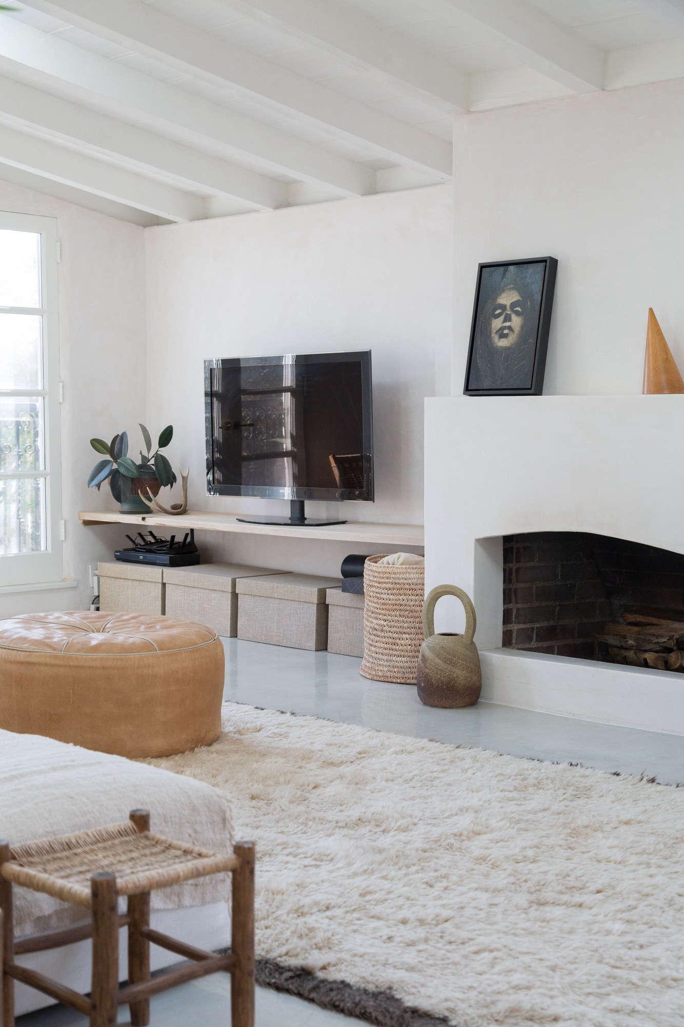 Modern Living Room Decorating
