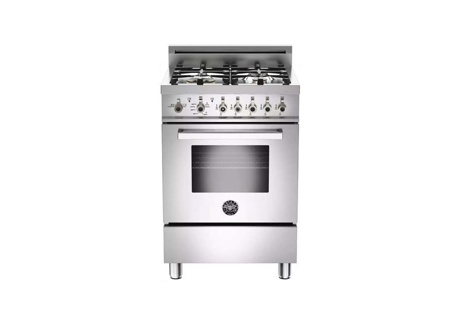 best kitchen stoves cabinet estimator 10 easy pieces the skinny ranges freestanding 24 bertazzoni professional series inch gas range is 2 099 at appliances connection