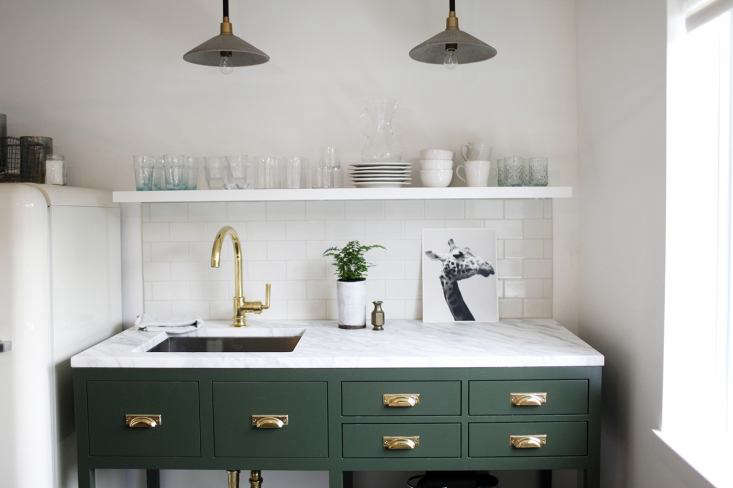 kitchen sink without cabinet design house faucets remodeling 101 what to know about choosing the right size even a petite kitchenette like this one in seattle office can accommodate
