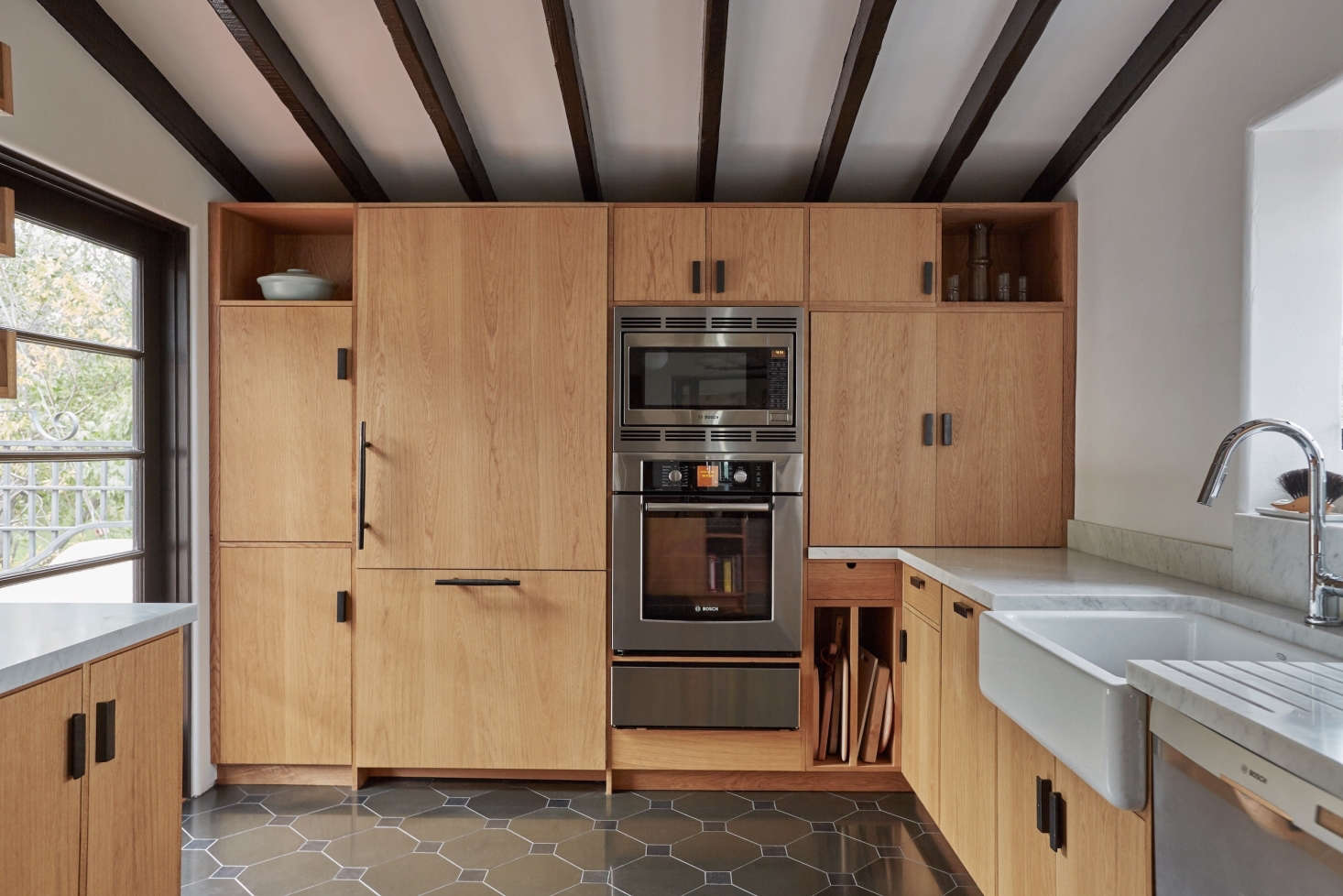 Trend Alert 9 Kitchens with FloortoCeiling Cabinetry