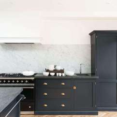Kitchen Cabinet Styles Fronts Remodeling 101 A Guide To The Only 6 You Shaker Cabinets In Darker Hue Devol S Victoria Road Photograph Courtesy Of
