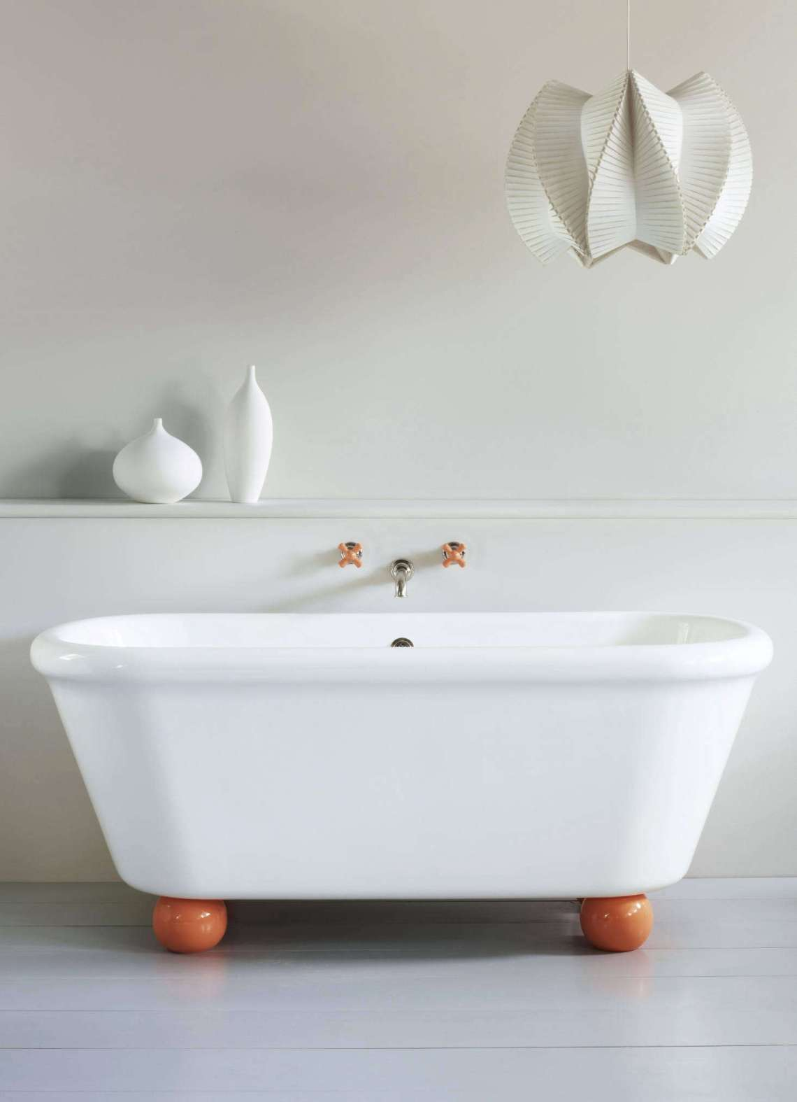 Retro Bath Fixtures In Retro Colors From The Water Monopoly