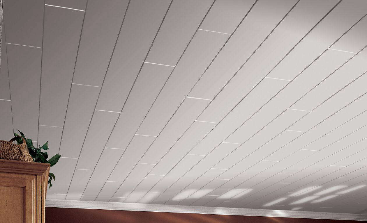 Armstrong Ceiling Planks Installation