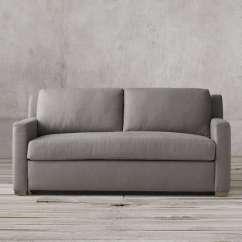 Belgian Shelter Arm Sofa Velvet Chesterfield Ireland Sleeper West Elm Reviews Baci Living Room