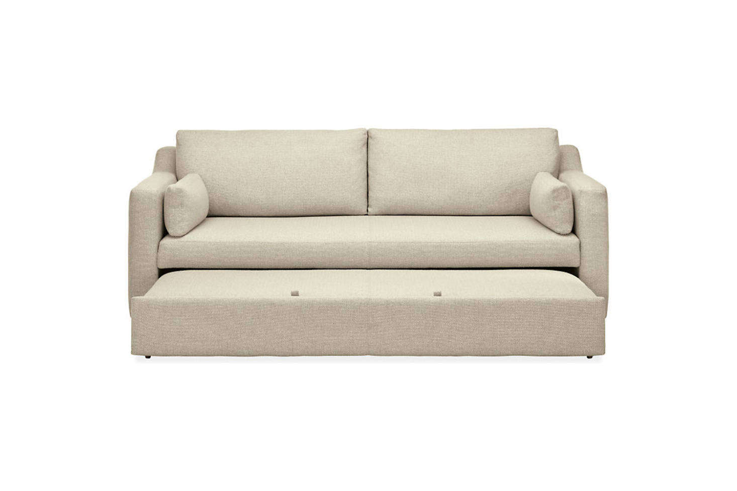 room and board sofa sleeper rustic sofas houston 10 easy pieces good looking remodelista