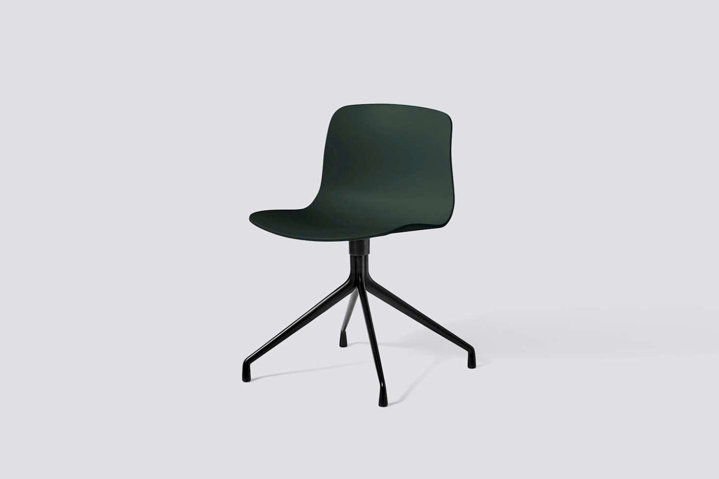office chair not on wheels rush seat 10 easy pieces modern desk chairs without remodelista the hay about a is designed by hee welling for and comes in