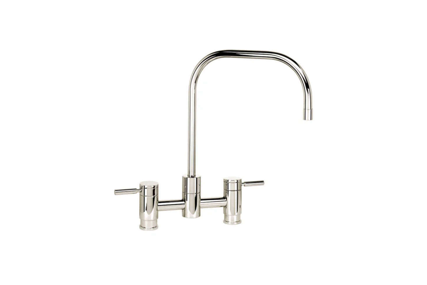 10 Easy Pieces Modern Bridge Faucets