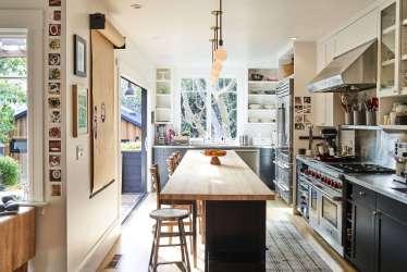 Kitchen of the Week: Practical Magic in Phyllis Grant s Berkeley Kitchen Remodelista