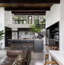 Professional Kitchen Montlake Residence Mowery