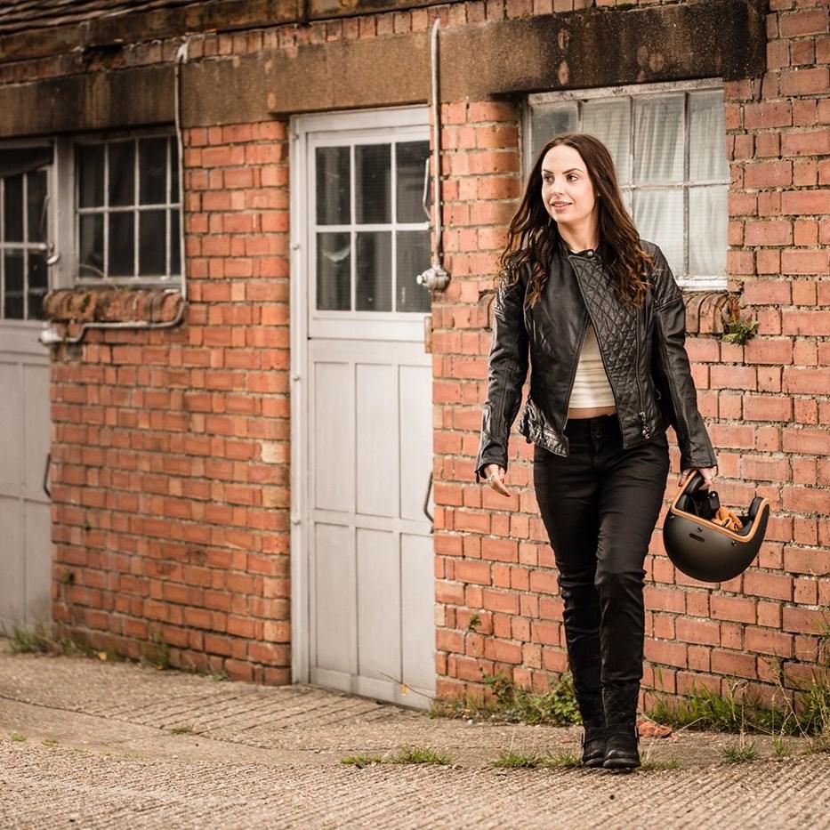 Resurgence Sara Jane Motorcycle Jeans for Women