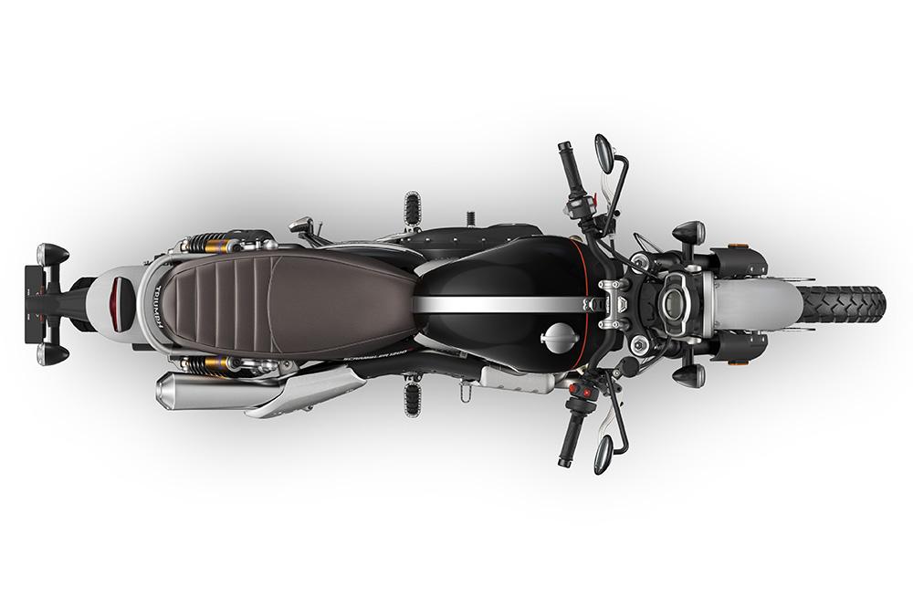 Scrambler 1200 XC Black Top