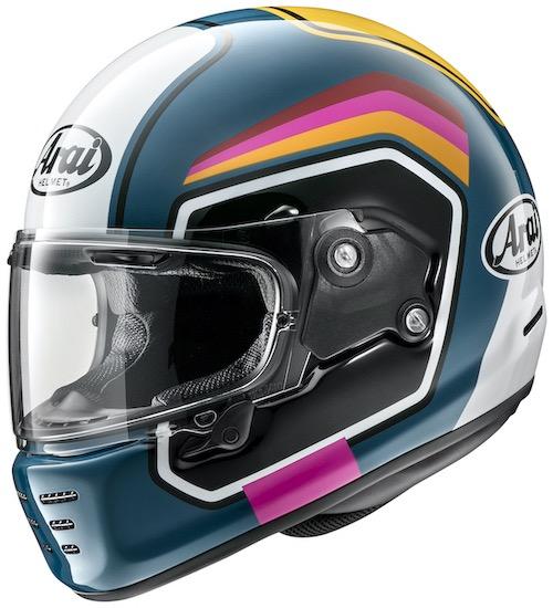 Arai Rapide Helmet BLUE P