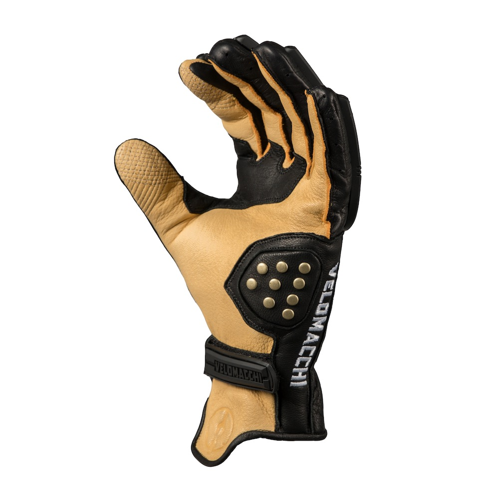 Velomacchi Speedway Gloves Lft-3quarter-bent