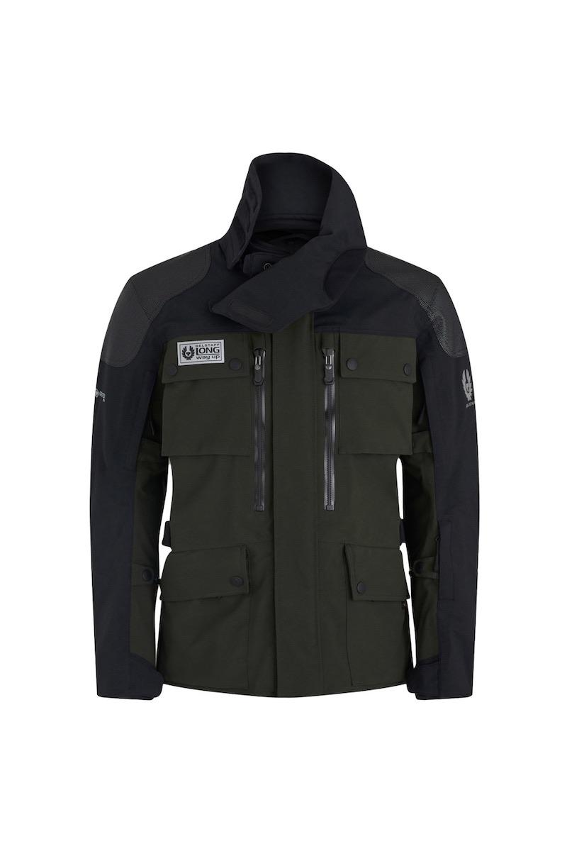 Long Way Up Jacket Olive Black