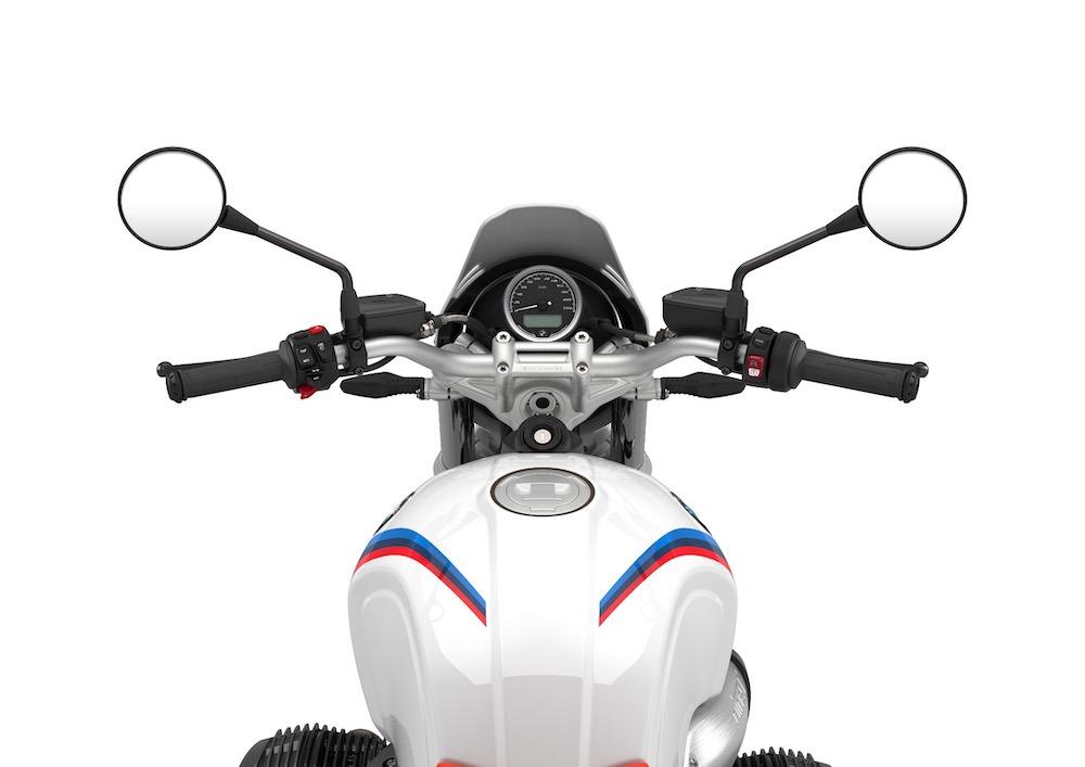 2021 BMW R nineT Urban G/S- 1200 tank