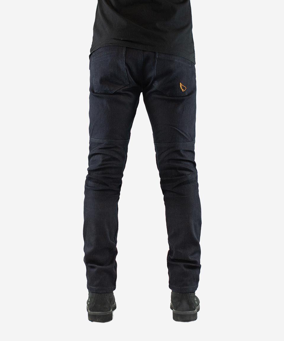 Saint Unbreakable Model 4 Jeans model right rear