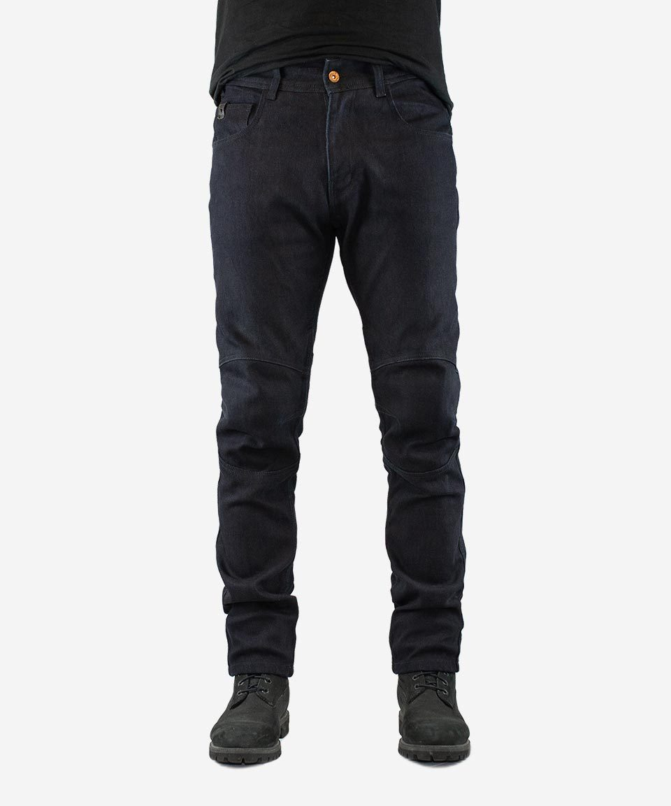 Saint Unbreakable Model 4 Jeans model front