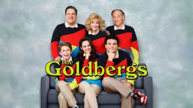 Goldbergs Poster
