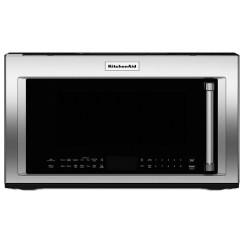 Kitchen Aid Range Miniature Utensils Kitchenaid Over The Microwave 1 9 Cu Ft Stainless Steel