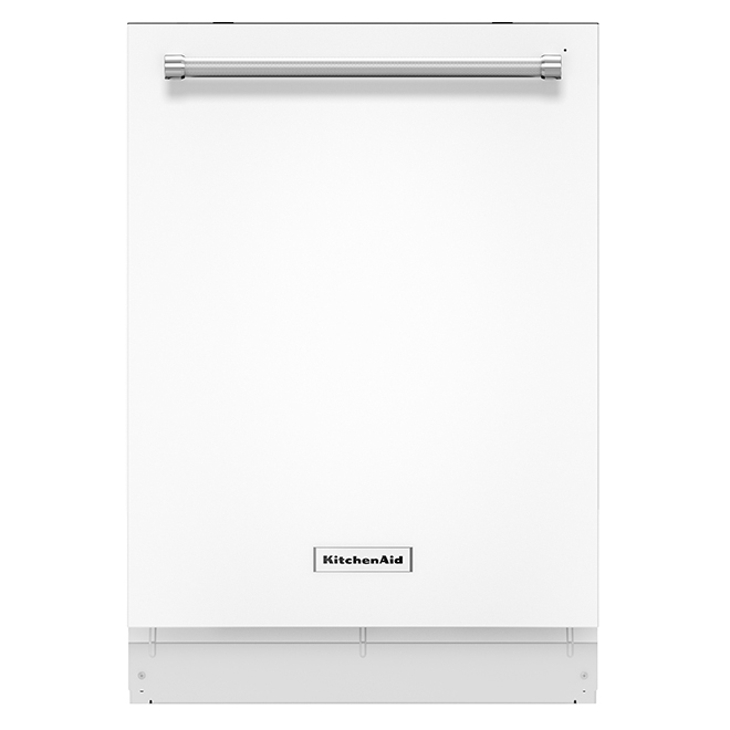 kitchen aide dishwasher campingaz kitchenaid with dynamic wash arms 24 white