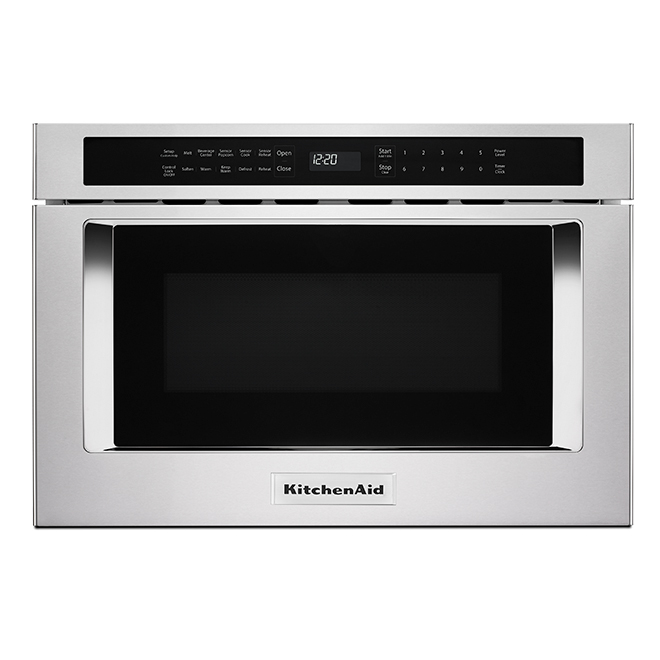 kitchen aid ovens slate faucet kitchenaid microwave oven drawer under counter 24 stainless reno depot