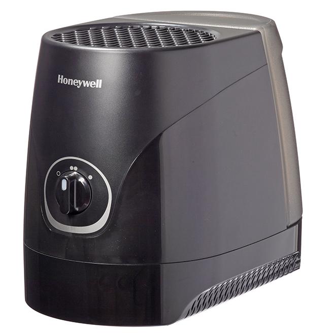 Honeywell Cool Mist Humidifier 400 Sq Ft Black Hev320bc Reno Depot