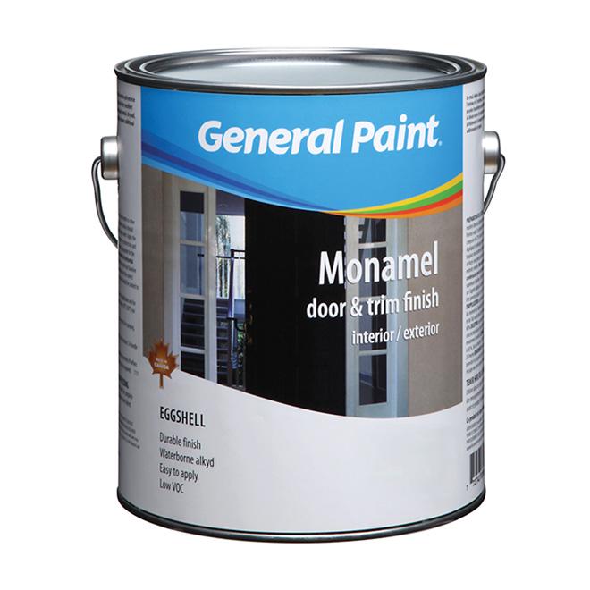 paint paint latex Enamel vs