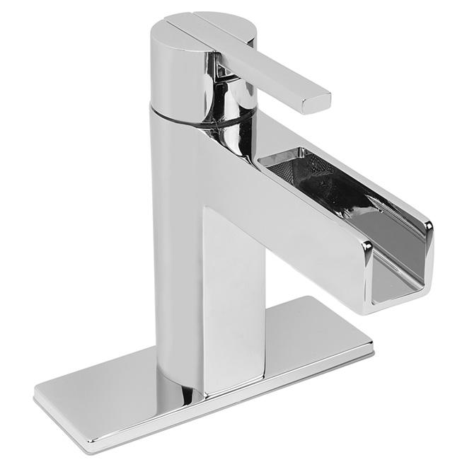 vega bathroom faucet 1 handle 4 chrome