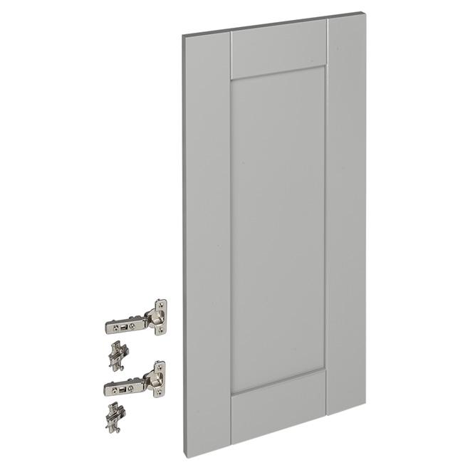 kitchen cabinet door antique brass faucet ebsu 15 x 30 ucgry g reno depot