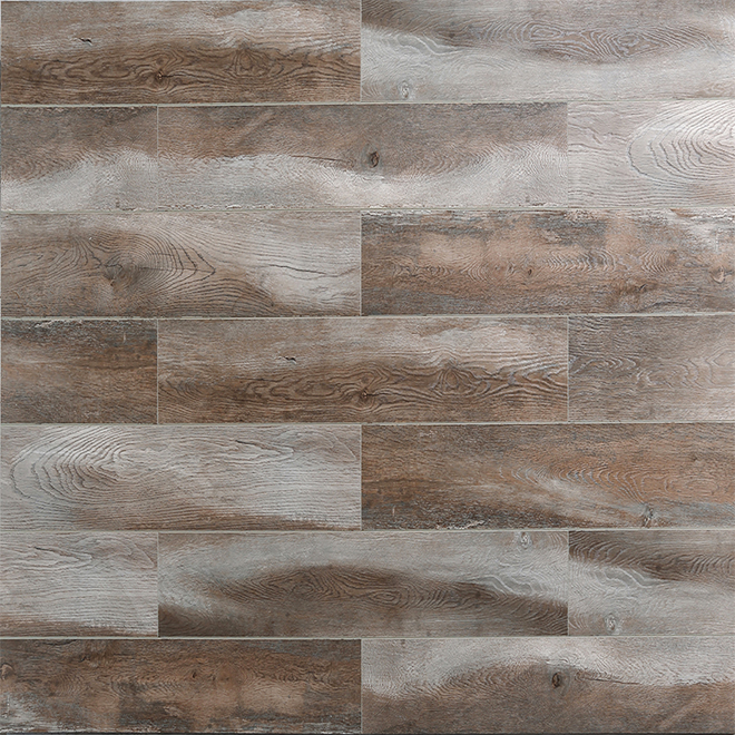 QUICKSTYLE Laminate Flooring  HDF  12 mm  Bronze Oak