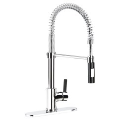 Kitchen Faucet Black Replacement Doors For Cabinets Jalo 2 Spray Detachable Chrome Reno Depot